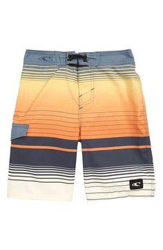 O'Neill Lennox Board Shorts (Little Boys & Big Boys) Big Boys, Little Boys, Boys Swim Trunks, Nordstrom Beauty, Prom Looks, Men Looks, Best Brand, Looking For Women, Patterned Shorts