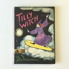 Tilly Witch by Don Freeman The Viking Press 1969 1st Edition Hardcover $350