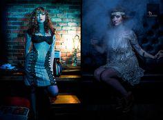 Katy Goodman (La Sera, Vivian Girls), for a magazine editorial I shot.  © 2014 darryl humphrey - photography