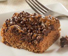Ecco una ricetta golosa e buona da realizzare con i datteri, un ingrediente davvero nutriente! Provate la torta al cioccolato con datteri e pere.