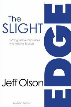 The Slight Edge by Jeff Olson. $9.41