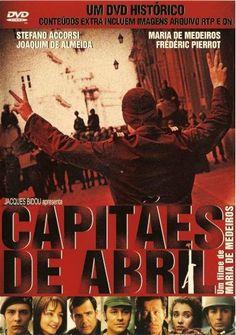 Blog do Professor Andrio: CINE HISTÓRIA: CAPITÃES DE ABRIL (2000)