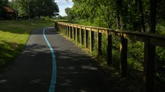 Fall Creek Greenway | Phase II: Trail Extension |  Indianapolis, Indiana | wooden pedestrian guardrail detail