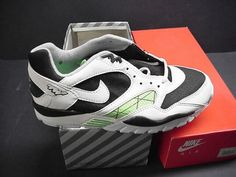 premium selection e1a90 369a8 Nike Air Trainer TW Lite 1990  Cross Training  Vintage Nike - Arkamix   Nike