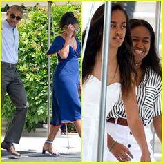 Malia Obama News, Photos, and Videos | Just Jared