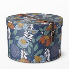 Hattask Joan's Garden design av Abigail Borg, Ø35,5 cm - Förvaring- Köp online på åhlens.se!