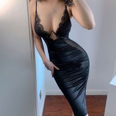 Edgy Outfits, Mode Outfits, Girl Outfits, Fashion Outfits, Girl Fashion, Estilo Dandy, Looks Chic, Sexy Dresses, Short Dresses