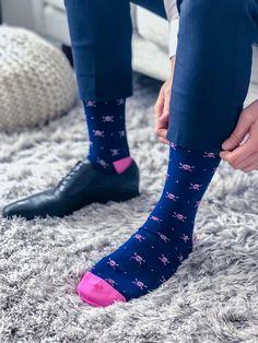 Polka Dot Socks, Striped Socks, Cute Socks, Men's Socks, Socks Men, Elephant Socks, Dinosaur Socks, Groomsmen Socks, Wedding Socks