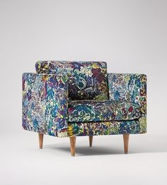 Celebrate artisan making at Swoon Editions, hand-crafted designs without the inflated price tag. Modern Armchair, Modern Chairs, Swoon Editions, Design Crafts, Modern Contemporary, Love Seat, Accent Chairs, Couch, Living Room