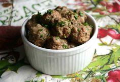 Swedish Meatballs - AIP Instant Pot Cookbook