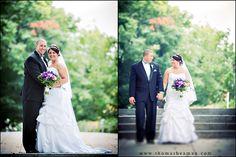 Such a beautiful love story! | Ashley and Pete | Carlisle Ribbon Mill Wedding | Thomas Beaman Photography