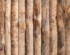Wallpaper - Upright Wooden Wall
