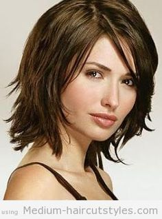Medium+Choppy+Hairstyles+2014 | Photo and Pictures Gallery of the medium bob hairstyles 2014 2014