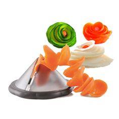 creative kitchen gadgets vegetable spiralizer slicer tool/ kitchen accessories