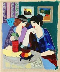 itzchak-tarkay-women-at-the-table.jpg (200×237)