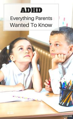 #ADHD Treatments In Children - Everything Parents Wanted To Know #parentingtoddlerssimple