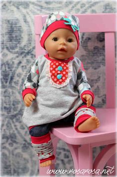 Pulli Nett Baby Born Kleidung Jacke Bequem Zu Kochen