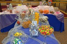 How not to do a Candy Buffet