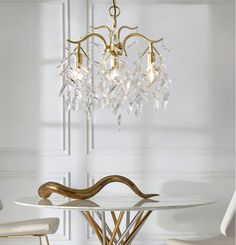 This Antique Brass Crystal Chandelier is inspired by an Asian willow tree with many branches and infusions. It expresses a feeling of freedom and the art of random. The Crystal chandelier lighting is composed by a large metal or copper frame and a number of high quality China K9 crystals. Antique Brass Chandelier, Crystal Chandelier Lighting, E14 Led, Copper Frame, Willow Tree, Branches, Condo, Freedom, Bulb