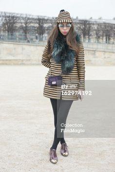 Style and social editor for Elle Thailand Chavaporn Laohapongchana
