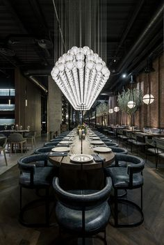Gallery of Fish Restaurant CATCH / YoDezeen studio - 6