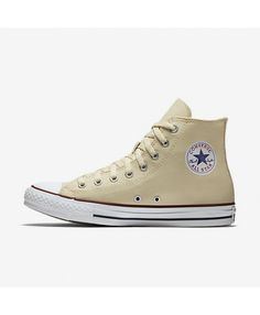 da22ac206e88 Converse Chuck Taylor All Star High Top Natural M9162-100 Mens Converse  Trainers