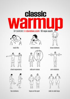 Classic Warmup | Posted by NewHowToLoseBellyFat.com