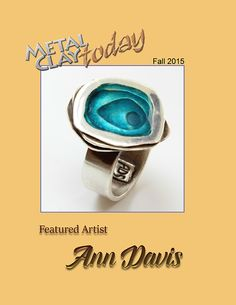 Metal Clay Today Fall 2015