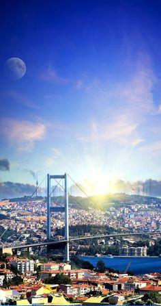 Bosphorus Bridge,Turkey   TOP 10 Most Amazing Bridges Around the World