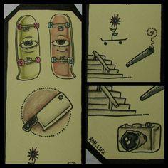 Instagram #skateboarding photo by @r34l.l1f3 - COSAS - Niko #skatefriends #butcherknife #flower #joint #rails #stairset #fisheye #camera #skateart #skatearte #skateboarding #skateboard #skate #skatelife #skateanddestroy #drawings #paintings #cartoons #tricks #skatetricks #instacheck #sk8 #giveskateachance #skateforcancer #skateforweed #skateforfood #lifestyle. Support your local skate shop: SkateboardCity.co