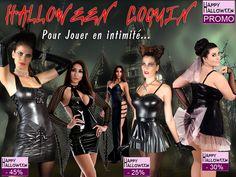 Vamps, Fetish Girl, Domina, Diablotine, Soubrette... C'est le moment ! PROFITEZ des PROMOS sur Les tenues coquines pour un Sexy-Funny HAPPY HALLOWEEN !!! Toutes les infos ICI >> http://www.indecencedessens.fr/costumes-deguisement-sexy.html Pour vos soirées coquines ou libertines.. Ou simplement à deux en amoureux.. Mais toujours pour le plaisir du jeu !