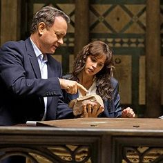 Movies: Tom Hanks returns as Robert Langdon in new Inferno trailer Toy Story Series, Toy Story Movie, The Polar Express 2004, Turner And Hooch, America Dad, Forrest Gump 1994, Saving Private Ryan, Sleepless In Seattle, Felicity Jones