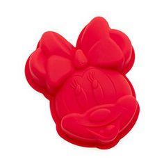 Disney Minnie Maus - Kleine Kuchenform aus Silikon