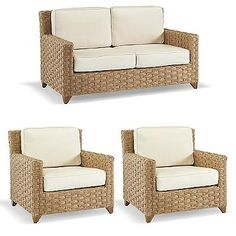 Sanibel 3-pc. Loveseat Set