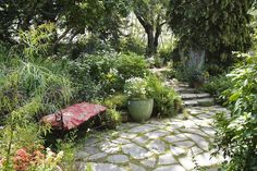 How To Build A Stone Path Or Walkway