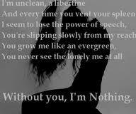 """Placebo """"Without You I'm Nothing"""""""
