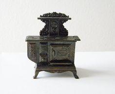 small vintage stove cooker sharpener