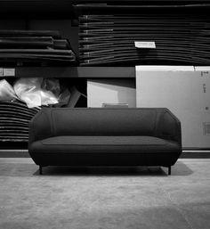 Dressed de Tacchini.  Design: Luca Nichetto, 2010.  #furniture
