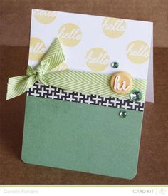 Picture 1 of Hi card *Main kit only* by Dani