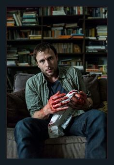 """Max Riemelt's Stunning performance in """"Berlin Syndrome"""" July 28, 2017"""