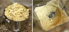 » Make Your Own (Cheaper!) Almond Flour»Detoxinista Vitamix or Food Processor - 1 C blanched almond slivers = 1 C almond flour