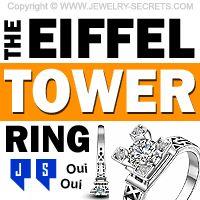 ►► THE EIFFEL TOWER RING ►► Jewelry Secrets