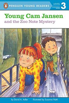 Buy Young Cam Jansen and the Zoo Note Mystery by Audra Pagano, David A. Adler, Susanna Natti and Read this Book on Kobo's Free Apps. Discover Kobo's Vast Collection of Ebooks and Audiobooks Today - Over 4 Million Titles! Penguin Readers, Where Did It Go, New Readers, Early Readers, Penguin Random House, Friends Show, Chapter Books, S Pic, Mystery