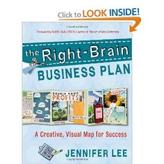 The Right-Brain Business Plan for creatives
