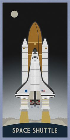Shuttle Launch /by scbb11Sketch1 #flickr #art #space #shuttle #rocket #STS
