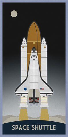 Shuttle Launch /by scbb11Sketch1 #flickr #art #space #shuttle #rocket #STS