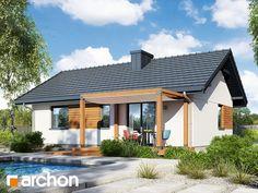 Dom w kruszczykach 2 Pergola, Arch, Outdoor Decor, Home Decor, Haus, Interior Design, Home Interior Design, Arbors, Home Decoration