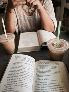 books coffee and friends