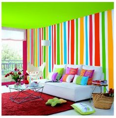 Aprender a usar los colores para decorar - Primera Parte