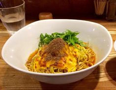 2015年6月 麻沙羅 チーズ汁なし担担麺